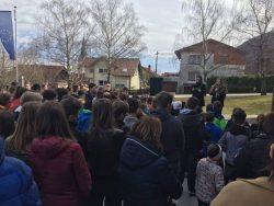 Šolski štrajk